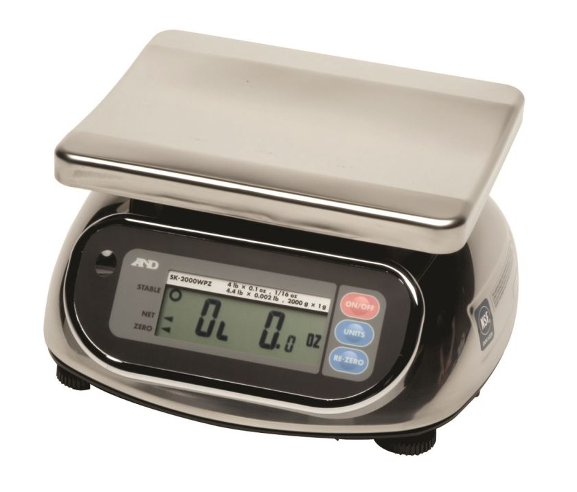 SK-WPZ Series Washdown Digital Scales