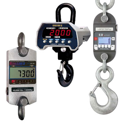 Dynamometers and Crane Scales