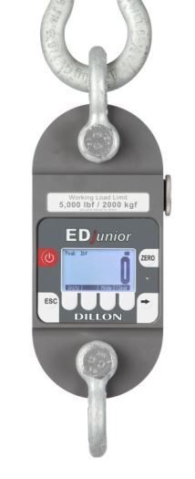 Dynamometer Load Cell : Dillon ed junior dynamometer data weighing systems