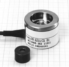 PR 6211 Compact Compression Load Cell 30kg-300kg