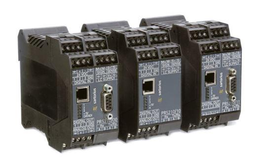 PR 5210 and PR 5211 Process Transmitter