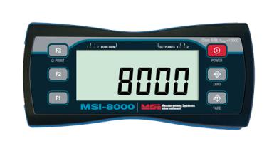 8000 Series Displays