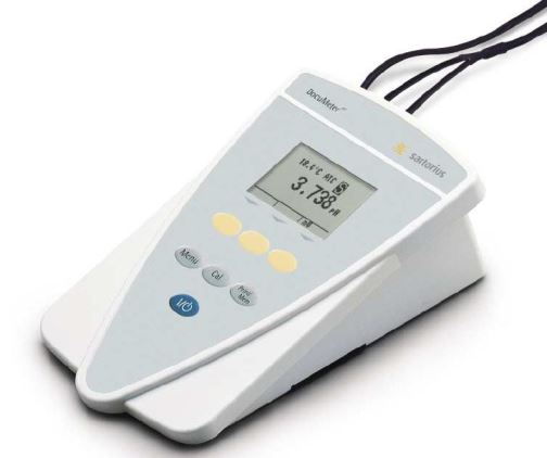 DocuClip pH Meter