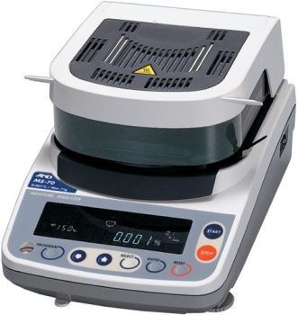 MS-70  Moisture Analyzer