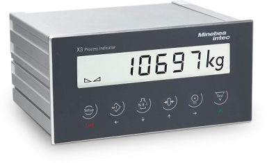X3 Panel Mount Process Indicator