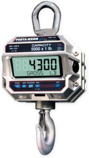 4300 Port-A-Weigh Plus Crane Scale