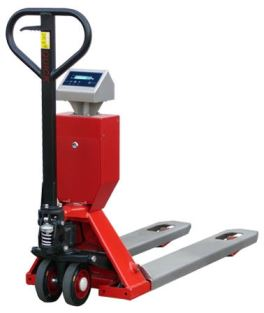 Explosion Proof Pallet Jack Scales