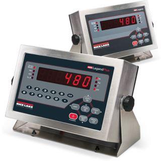 480/482 Legend Series Digital Weight Indicator