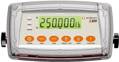X320 Indicators
