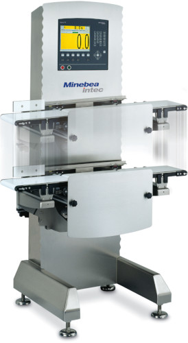 Synus in-motion checkweigher
