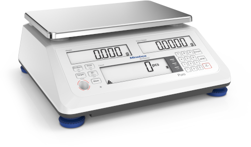 Large Count Compact Scales